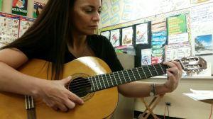 guitar pic of krista